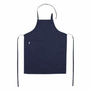 Bröstförkläde Marinblå