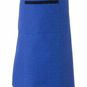 Midjeförkläde Royalblå